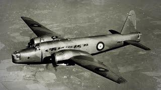 Samoloty wojskowe na świecie - Vickers Wellington