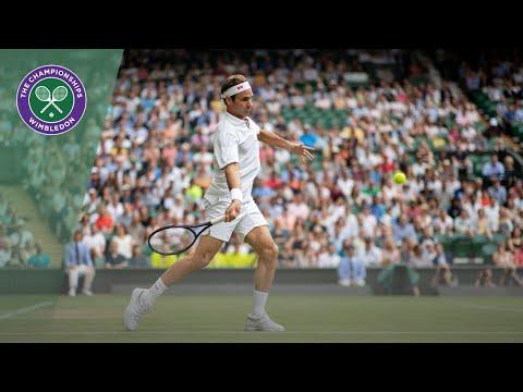 Match Point: Roger Federer vs Matteo Berrettini Wimbledon 2019
