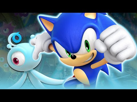 Sonic Colors Review - Safe... But Good?