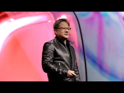 GTC 2019 Keynote with NVIDIA CEO Jensen Huang