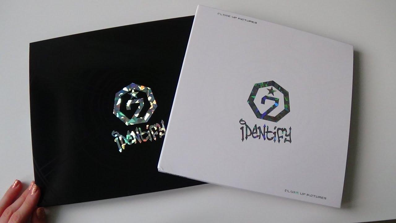 Favorit Unboxing GOT7 갓세븐 1st Studio Album Identify (Original & Close  OM47