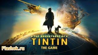 ► Обзор игры Приключение Тинтина от Flashok ru. Онлайн игра Adventures Of Tintin.