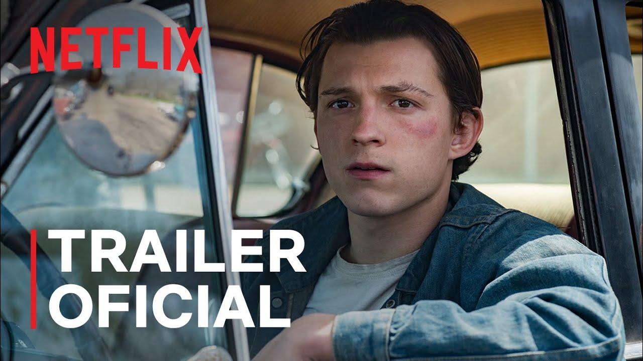 Sempre o Diabo – com Tom Holland e Robert Pattinson | Trailer oficial | Netflix