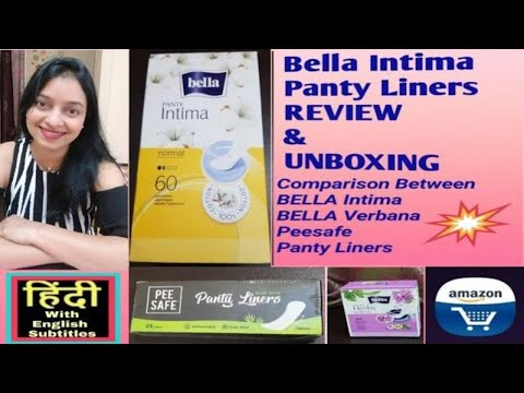 bella-intima-panty-liners-review-and-unboxing---in-hindi