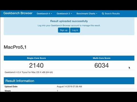 Влияние на производительность MacOS Хакинтош DSDT/SSDT Aml