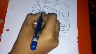 How to draw guru gobind singh ji