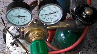 Detectar fugas con Nitrógeno - Aire Acondicionado Split