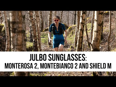[Julbo Sunglasses: Monterosa 2, Montebianco 2 and Shield M]