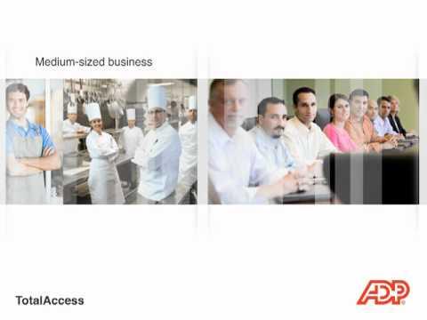 adp total access login