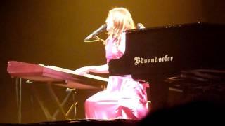 "Tori Amos ""Mrs Jesus"" live @ Helsinki Ice Hall 28.9.2011"