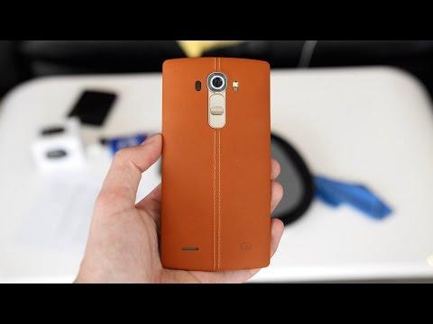 Review: LG G4 (Deutsch) | SwagTab
