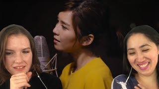 Nissy 西島隆弘 & Misako 宇野実彩子 / 「Beauty and the Beast」を歌っ...