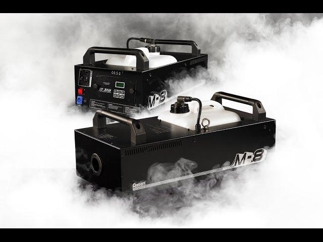 Antari M-8 Stage Fogger - High Output Fog Machine