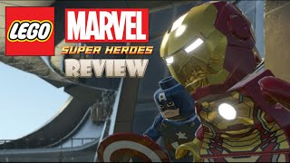 LEGO Marvel Super Heroes (Switch) Review (Video Game Video Review)