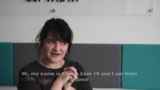 Globtrain stories #3 Claire - Erasmus in Berlin with Globtrain