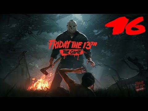 The FGN Crew Plays: Friday the 13th The Game #16 - Sweater Surrender (PC)