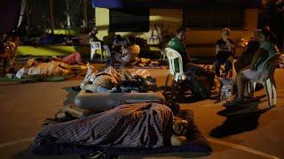 Luto en México por los 61 muertos por el terremoto