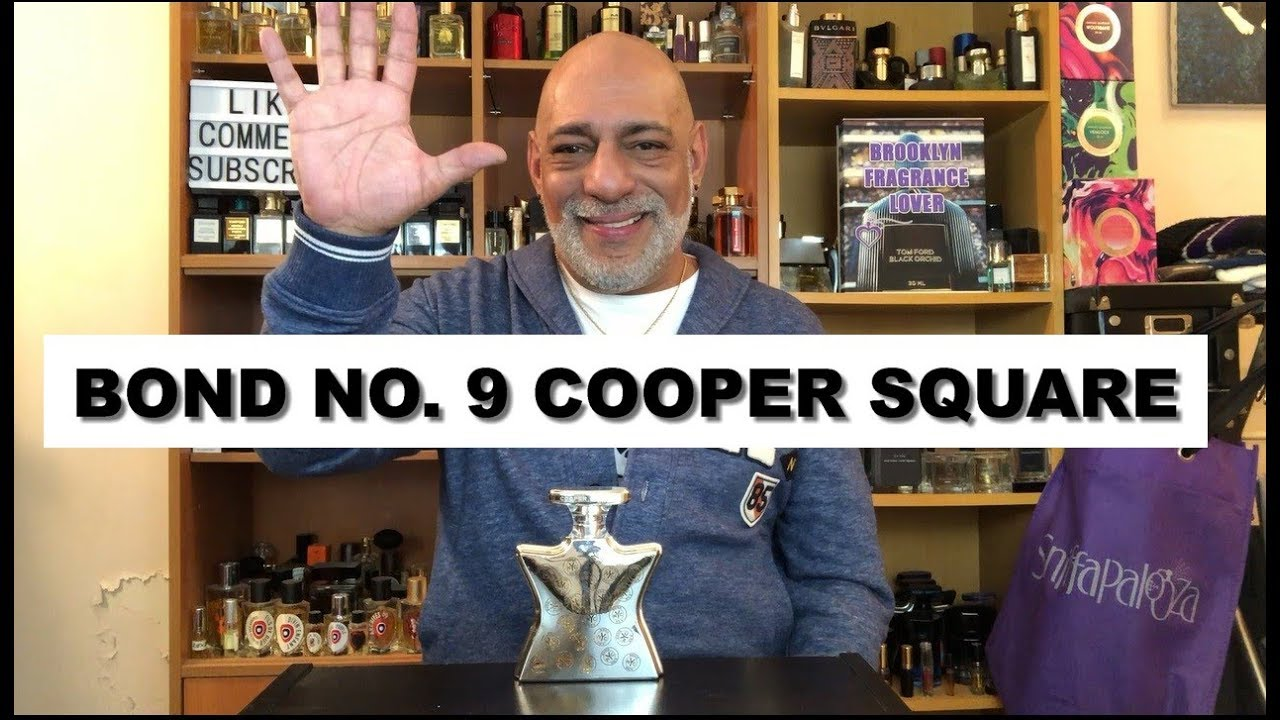 40d3452b20eed Bond No 9 Cooper Square Cologne REVIEW - Barbershop Fragrance + GIVEAWAY  (CLOSED)