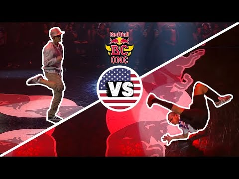 Lilou vs Cloud - Red Bull BC One 2009 FINAL ROUND