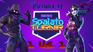 We play the TOURNAMENT-1 Vs. 1-1000 V-Bucks!!! -#Fortnite #Balkan #Live-target 7400 subsites #502