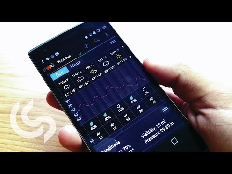 Weather Underground Android Review!