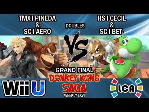LCA Weekly 66 Dobles - Pineda/Aero vs Cecil/Bet - Grand Final