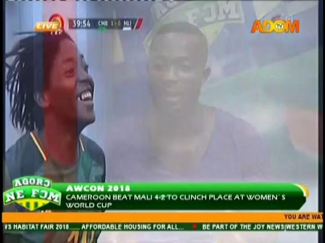 AWCON 2018 - Agoro Ne Fom on Adom TV (1-12-18)