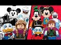 LEGO Disney Minifigures Series 2 - Is it better than OUR series?