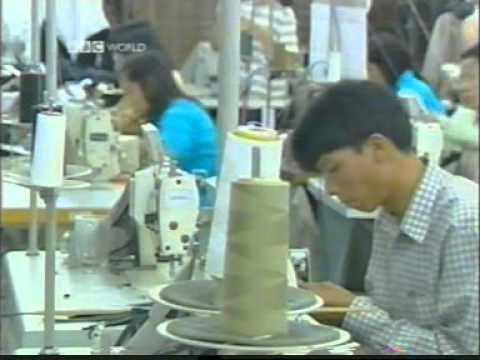 BBC Asia Biz Report : Wardobe