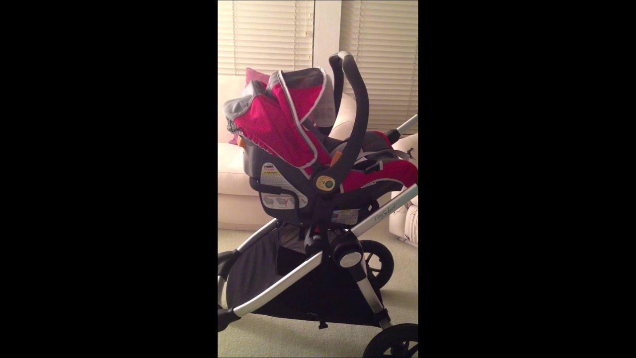 Baby Jogger City Select Car Seat Adapter