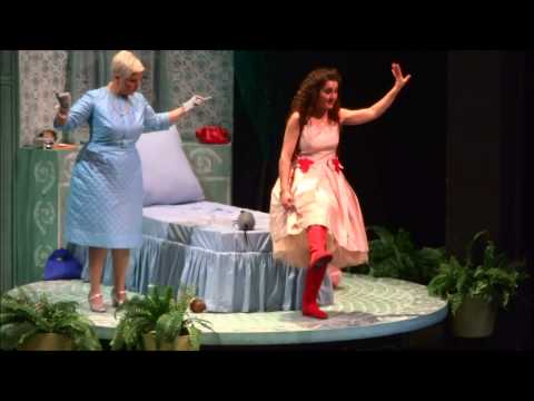 Little Red Riding Hood by S. Barab - Greek National Opera 2013