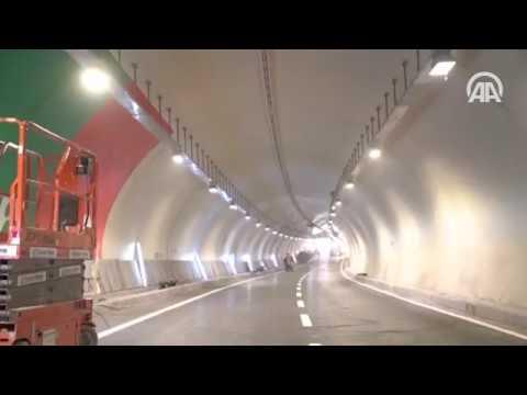 Turkey's Eurasia Tunnel set to open on December 20