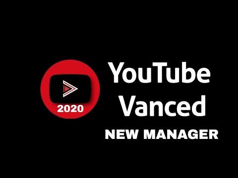 YOUTUBE VANCED NEW MANAGER || new update full steps 2020