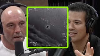 Joe Rogan Reacts to the Government's Release of UFO Videos