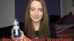 Review Clearasil Refreshing Waschgel + Ultra Akut Waschgel