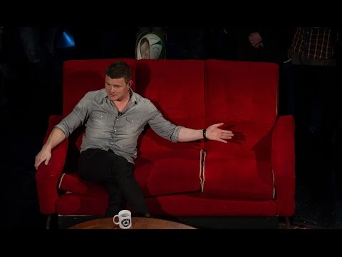 Second Captains Live: Brian O'Driscoll interview