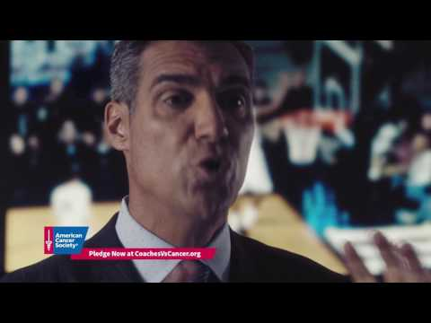 Coaches vs. Cancer Jay Wright 3-Point Challenge Video