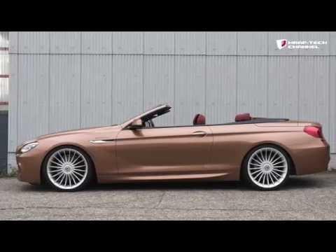 WRAP-TECH BMW 650i with ORACAL970 install  movie by, WRAP-TECH Channel