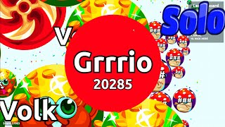 Gambar cover EPIC AGARIO SOLO GAMEPLAYS (I JOINED TYT) Agar.io Solo 🐐