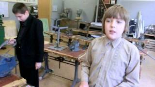 CIMG0361 Урок технологии в 5 классе