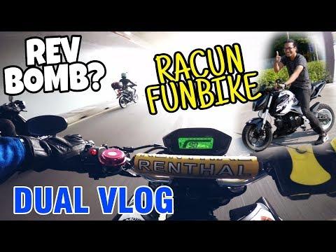 #340 RIDE | SESAT | REV BOMB | RACUN | LSW MOTOVLOG
