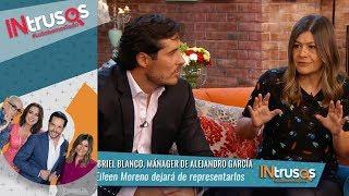 Alejandro García se defiende de las acusaciones de Eileen Moreno | Intrusos-Nu9ve