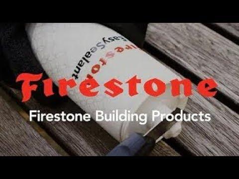 Firestone Easysealant Mastic Pour étancher Fixer Et Réparer La Membrane Pondeasy Epdm
