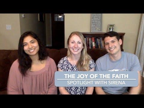 Spotlight with Sirena