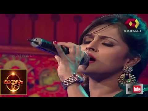 Mambazham   Ramya Nambeesan Singing Poem  12th August 2015  Part 1 Of 3