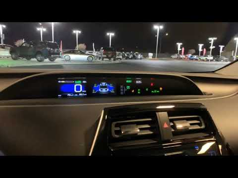 The Best Awd Vehicle With Great Gas Mileage And Most Affordable Come 2019 Toyota Prius E