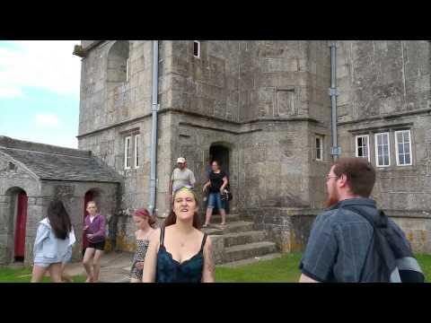 Lets Play/walkthough !? Pendennis Castle.