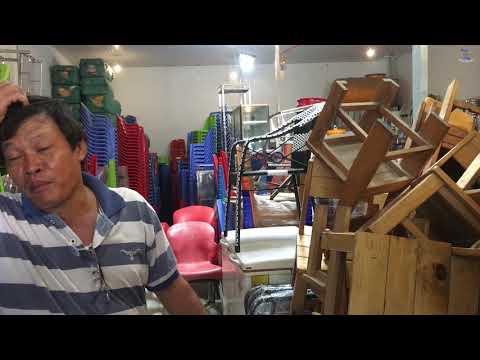 Hàng thanh lý giá rẻ nhất Sài Gòn, con đường bán đồ cũ lớn nhất ở đường Phạm Văn Bạch