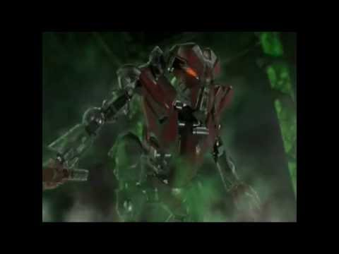 Bionicle Makuta Tribute - Monster