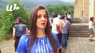Երաժշտության լեզուն չի թարգմանվում  հայ և վրացի կոմպոզիտորները՝ դիլիջանյան ճամբարում